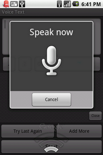 use Voice Recogination App Without, Internet solution to use Voice Recogination App Without Internet,