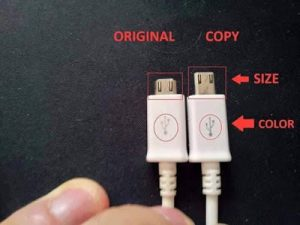 Spot Fake Samsung Charger,fake charger,how to see fake charger,samsung fake charger,what is samsung real charger,detect fake samsung charge,how to know samsung charger is real of fake,difference between fake and real samsung charge,samsung genuine charger
