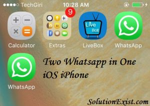 Two WhatsApp on iPhone Without Jailbreak, Two WhatsApp iPhone, iphone, Two Whatsapp iPhone, Dual Whatsapp iPhone Download, Two Whatsapp Account in one iOS iPhone, Multiple Whatsapp on one iPhone, Install Two whatsapp on iPhone mobile
