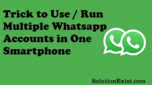 run 2 whatsapp in android
