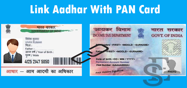 Link aadhar with PAN card,link aadhar with PAN card online,aadhar pan card linking,link PAN with Aadhar,how to link aadhar card with pan card,get aadhar card linked with PAN card,How to link Aadhaar with PAN using SMS